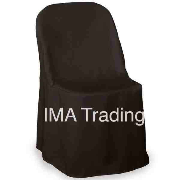 Missoni Home Ambrogina Folding Chair In Printed Satin: BLACK FOLDING CHAIR COVER